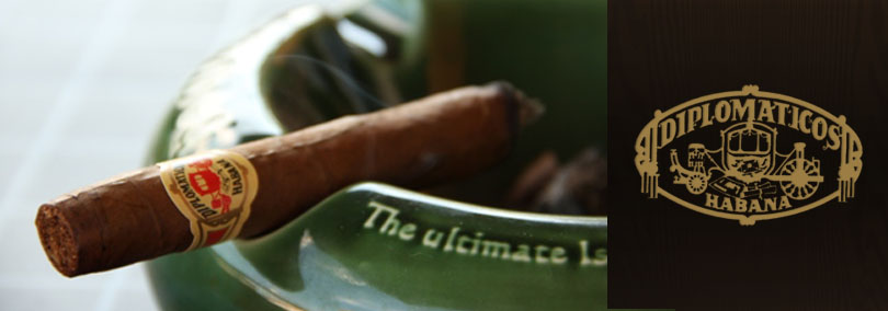 Diplomaticos Cigars available at Puroexpress