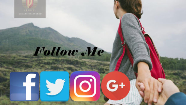 Follow Me with Icons