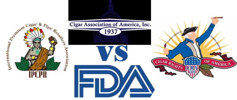 Cigar Association of America Vs. FDA